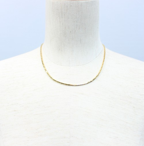 .GIVENCHY GOLD CHAIN NECKRACE/ジバンシィゴールドチェーンネックレス 2000000029559