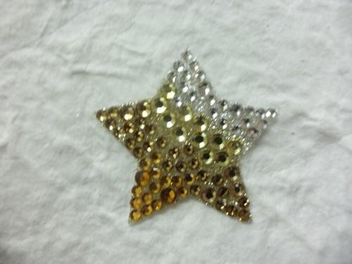 ユリシス3Dボディジュエル(星(大) ※半年前に作成の為
