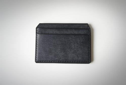 SODATERU カードケース プエブロ ネイビー