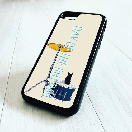 『day of the rhythm×haTha』 ハイブリッドiPhone CASE