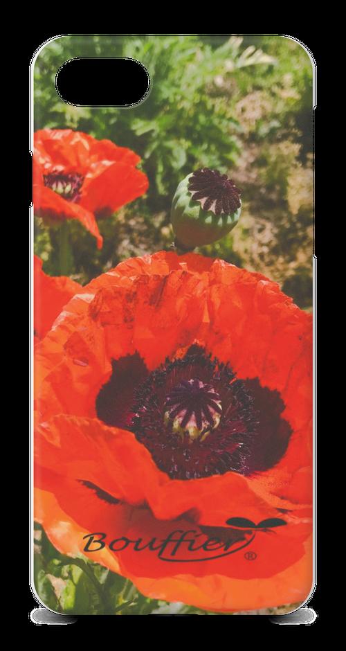 Bouffierケシの花iPhoneケース