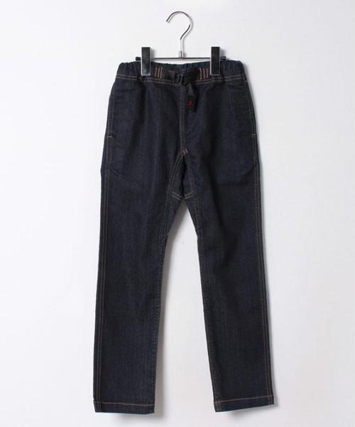 グラミチ KIDS DENIM NARROW PANTS ( ONEWASH カラー)キッズ デニムナローパンツ グラミチ