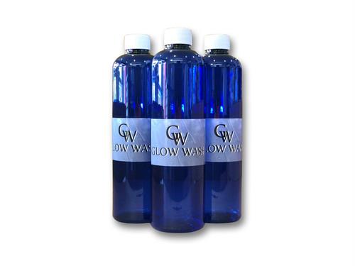 洗車剤 Glow Wash カーシャンプー 3本セット