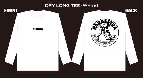 DRY LONG TEE(White)