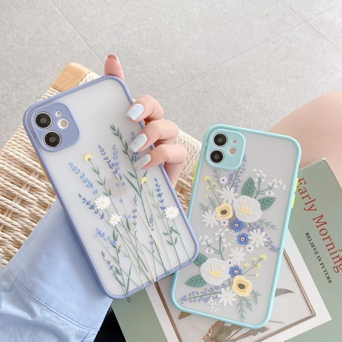 【オーダー商品】Flower iphone case