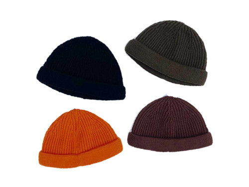 RENEW|Short Roll Watch Cap【Restock】