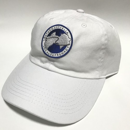 TRANS-4THCoast 6Panel CAP (White)