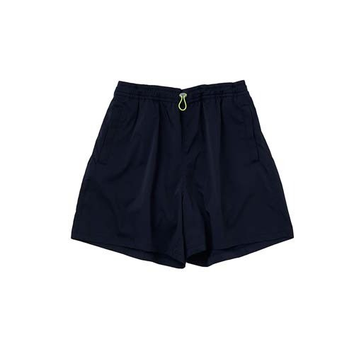 Name.【ネーム】STRETCH NYLON SWIM SHORTS (NAVY)