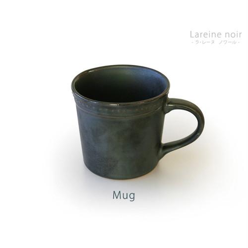 ラ・レーヌ ノワール マグカップ  5201000100 maison blanche (メゾンブランシュ) 【日本製】