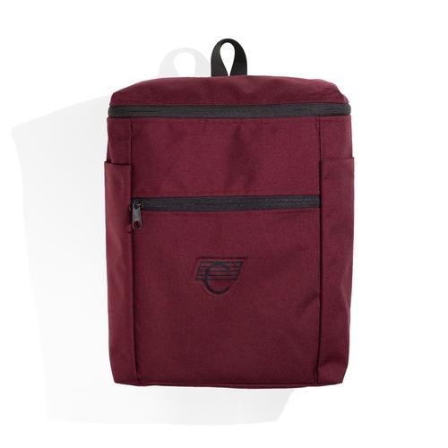 COMA BRAND Maroon backpack コマブランド