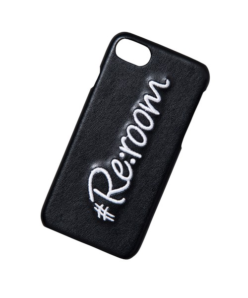 EMBROIDERY LOGO iPhone8/7 CASE[REG091]
