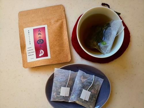 半額:生姜とシソの実茶3バッグ