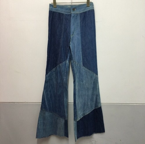 remake flare denim
