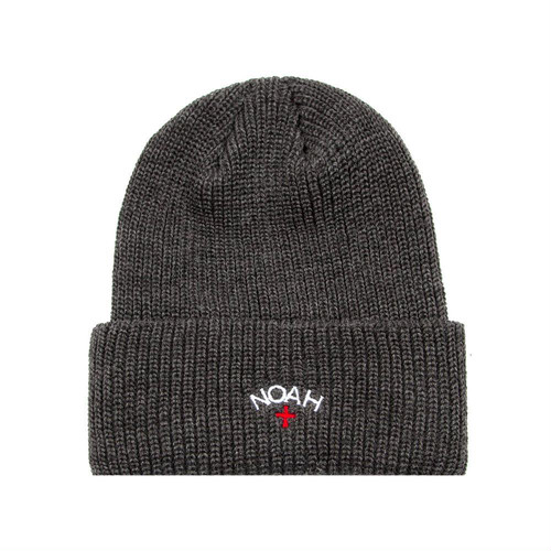 Core Logo Beanie(Heather Grey)