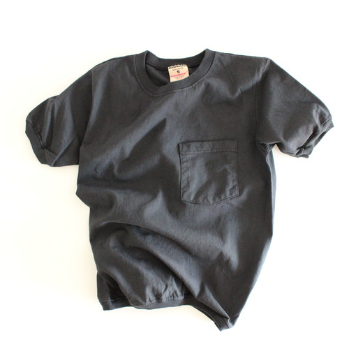 Goodwear S/S POCKET-T-RIB BLACK