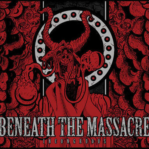 【USED】BENEATH THE MASSACRE / INAONGRUOUS
