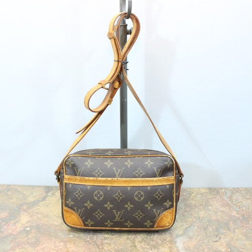.LOUIS VUITTON M51276 863TH MONOGRAM PATTERNED SHOULDER BAG MADE IN FRANCE/ルイヴィトントロカデロモノグラム柄ショルダーバッグ 2000000033334