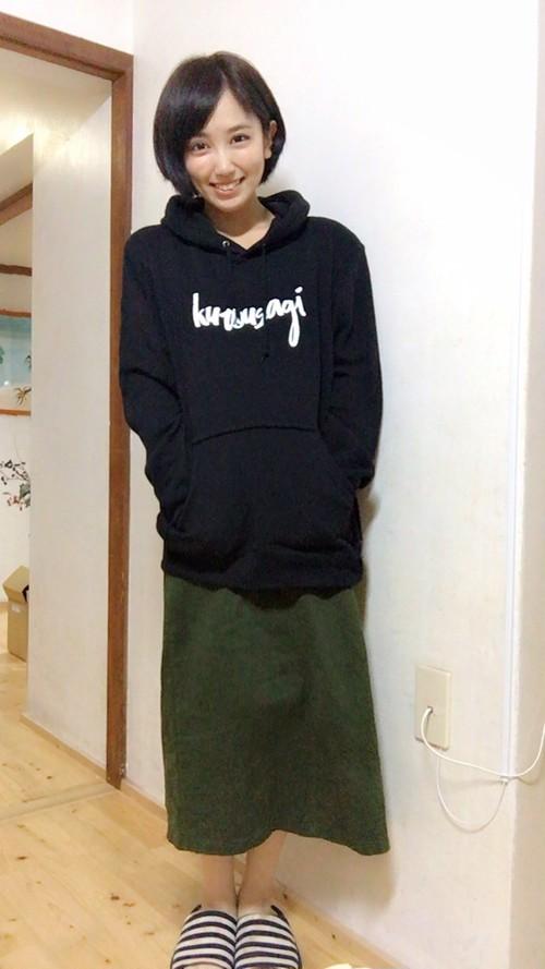 Kurousagiオリジナルパーカー