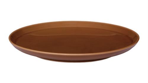 9インチプレート Φ235mm / Brown