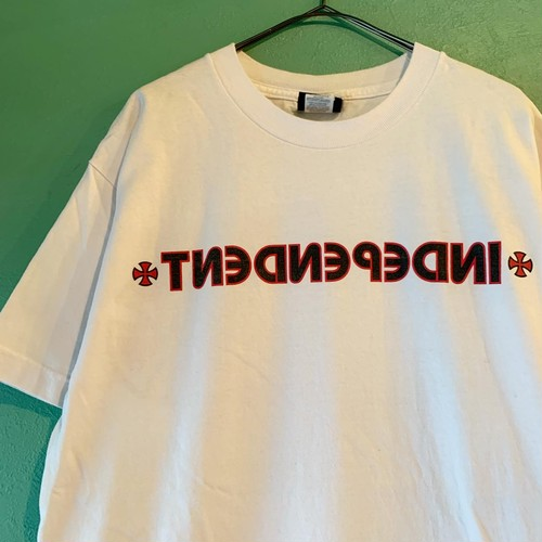 90s INDEPENDENT プリントTシャツ