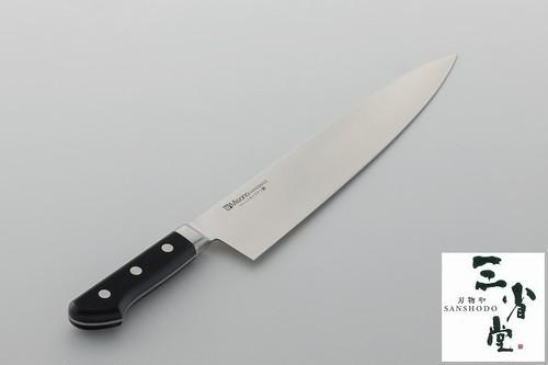 牛刀 MISONO ミソノ NO.514 モリブデン鋼 口金付 270mm