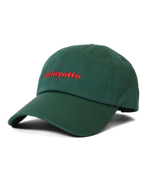 LFYT LOGO DAD HAT / DARK GREEN