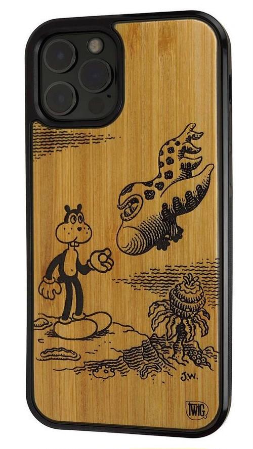 Feeder  - Bamboo - iPhone12/12 Pro/12 mini