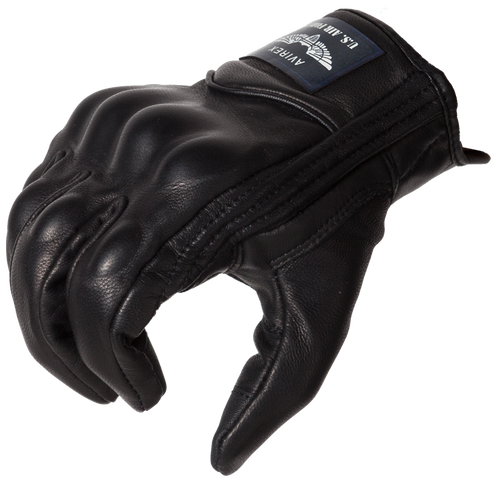 A1T6003 PROTECT LEATHER GLOVE(ブラック)