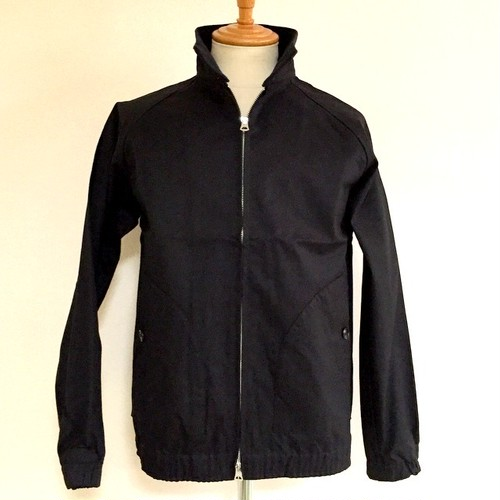 VENTILE G9 stand jacket Deep Black