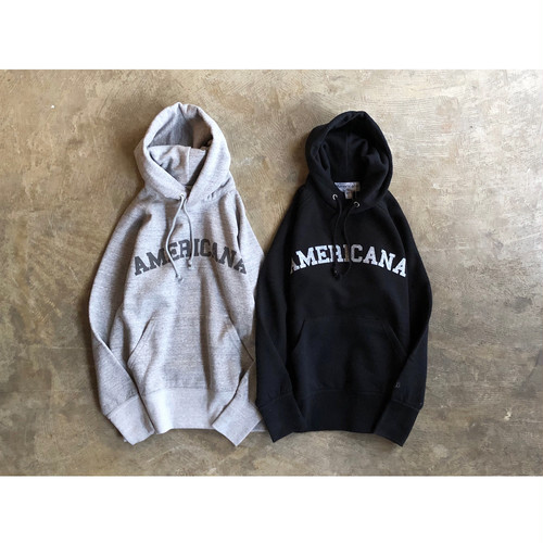 AMERICANA(アメリカーナ) Supima Fleecy Hooded Sweat Parka
