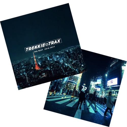 TREKKIE TRAX THE BEST 2016-2017 + THE BEST 2012-2015 [CD]