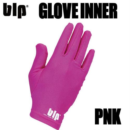 blp グローブインナー ピンク 両手セット ラッシュガード素材