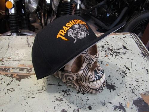 RASH DEPT オリジナル CAP / エンジン柄 A
