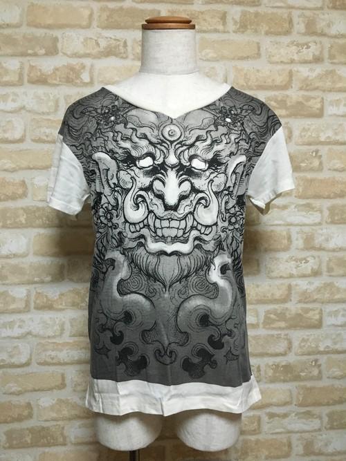 和風閻魔Tシャツ