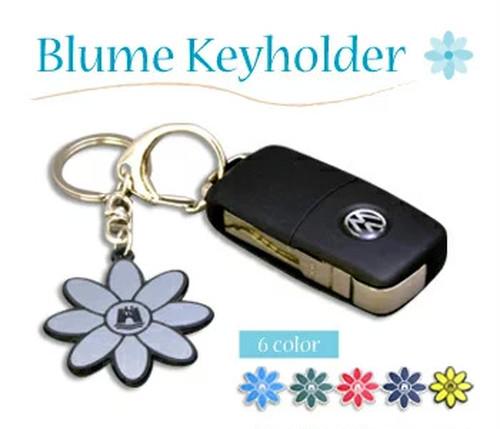 キーホルダー vw フォルクスワーゲン ブルーメ Blume Keyholder