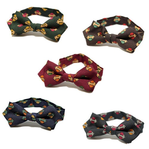 Retro Pattern BowTie 【Soppy's Select】
