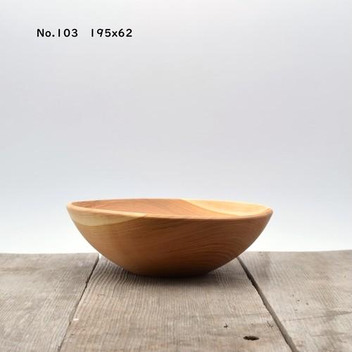 サラダボウル No.103 195X62