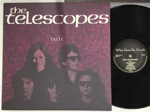 TELESCOPES / TASTE