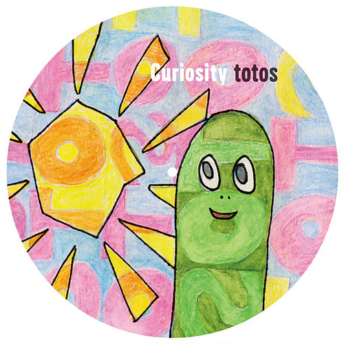 Totos / Curiosity (10inch  VINYL+CD)