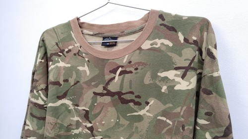 Camouflage T-shirts【EURO Vintage】