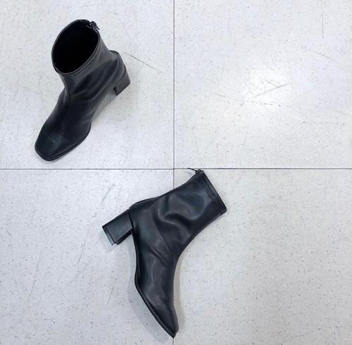 スクウェア ストレッチブーツ【stretch boots】