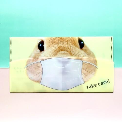 モキュ様のマスクケース