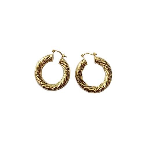 【GF2-24】gold filled earring