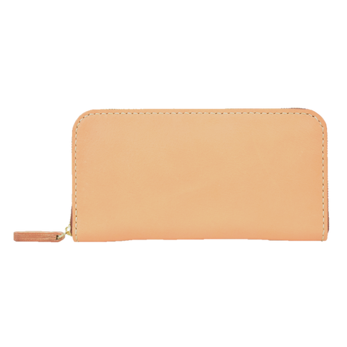 Round zip wallet 02