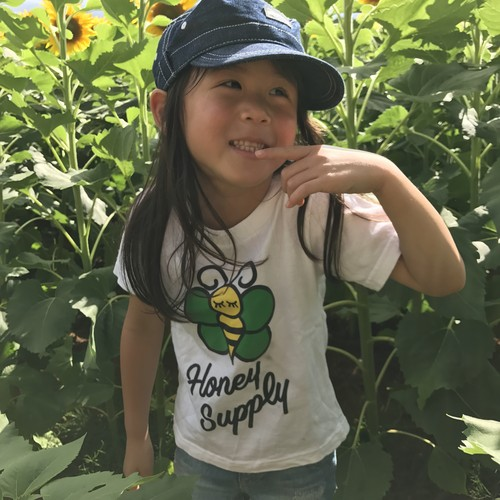 HONEY SUPPLY original kids T-shirt