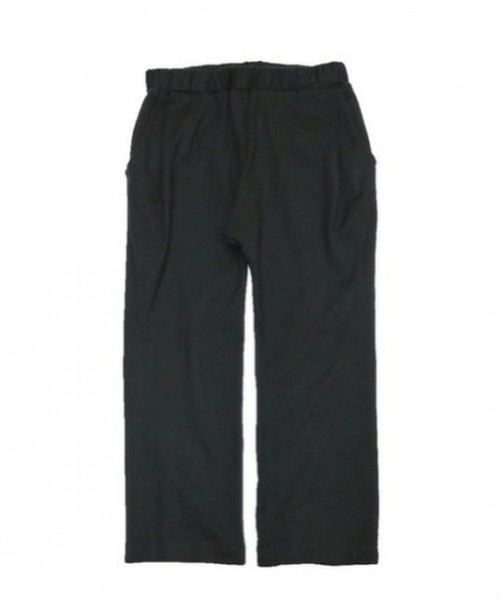 MADE IN STANDARD/3D WIDE PANTS     MS18S00400