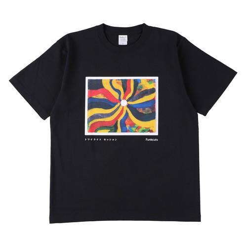 トワイライトセッション T-shirt【黒】