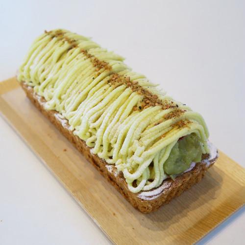 熊本産 蜜金時芋のモンブランタルト