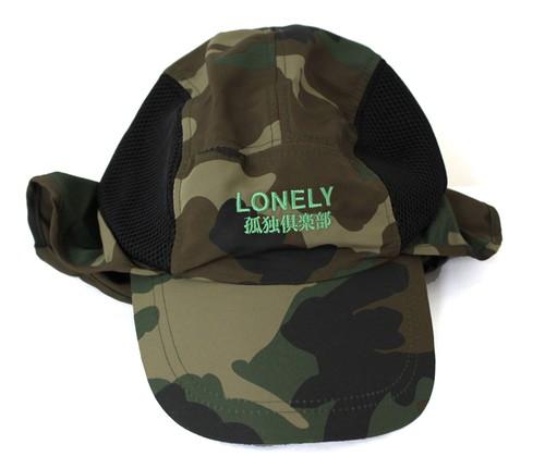 #7  LONELY論理 SUDARE CAMP CAP / CAMO