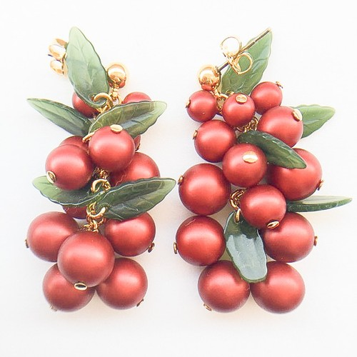 """AVON"" Happy Holly Days pierce[p-396]"